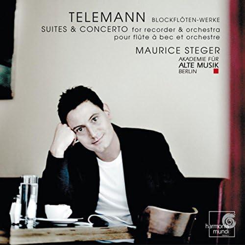 Maurice Steger & Akademie für Alte Musik Berlin