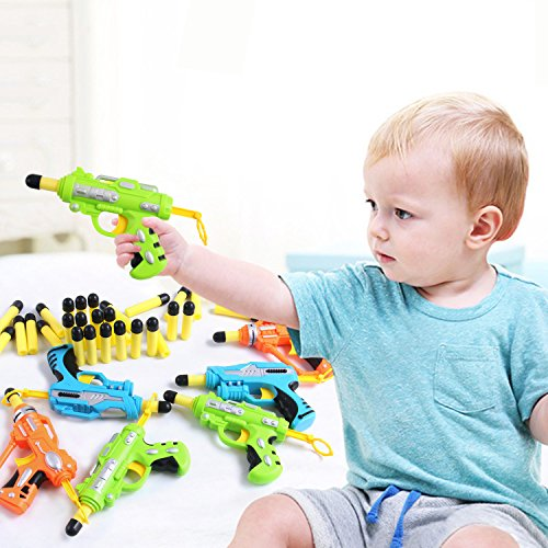 The Best Nerf Gun For Toddlers: 8 Safe Blaster Sets For 4, 5 Years Old