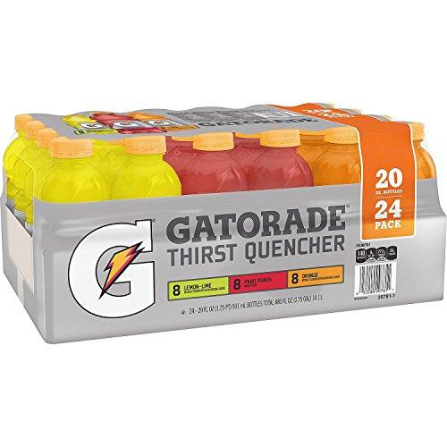 《アメリカ版》 ゲータレード Gatorade 591ml x 24 本バラエティパックリミテッドバージョン Variety pack...