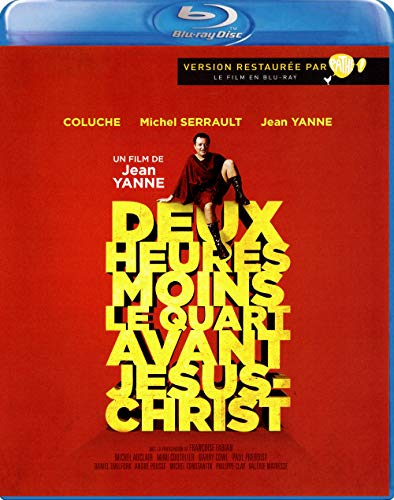 Deux heures moins le quart avant Jésus-Christ [Italia] [Blu-ray]