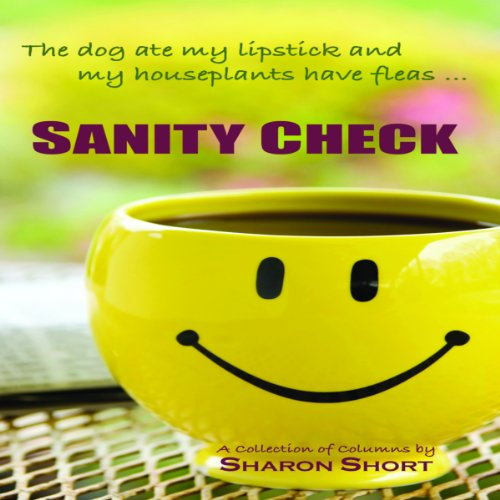 Sanity Check audiobook cover art