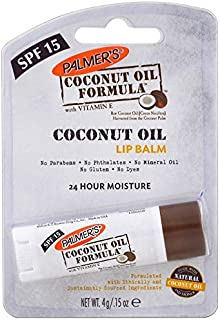 Palmer's, Coconut Oil Lip Balm, SPF 15, 4 g (0.15 oz)