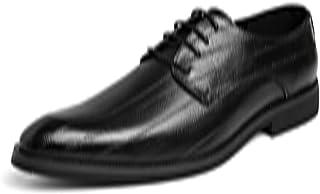 [HYF] シューズ メンズ ビジネスシューズ ストレートチップ 紳士靴 防水 通勤