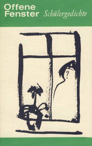 Offene Fenster. [1]. [Hrsg. u. mit e. Vorw. von Edwin Kratschmer. Grafiken: Holger Vogt u.a.]