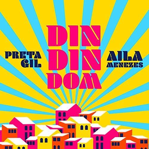 Preta Gil & Aila Menezes