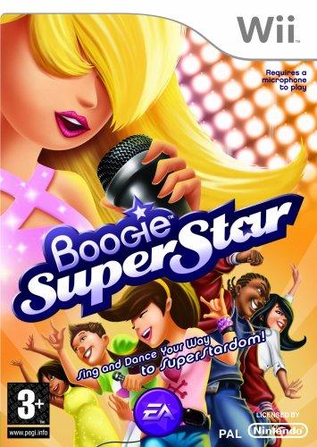 Boogie Superstar (Wii) [Edizione: Regno Unito]