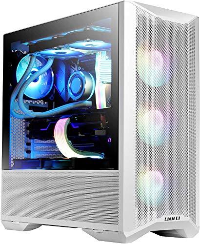LAN2MRW LANCOOL II Mesh RGB Blanco LAN2MRW Vidrio Templado ATX Case - Color Blanco - LANCOOL II Mesh RGB Blanco… 13
