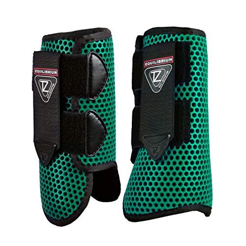 Equilibrium New Tri-Zone All Sports - Botas de tendón (tamaño grande), color marrón
