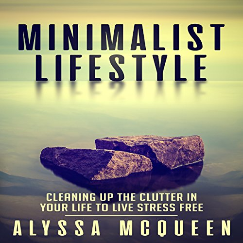 Minimalist Lifestyle audiobook cover art