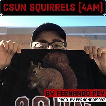 CSUN Squirrels (4AM)