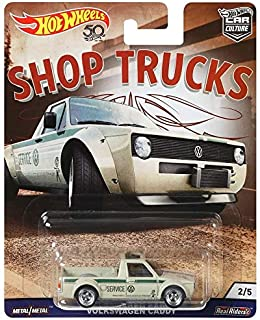 Best hot wheels vw caddy Reviews