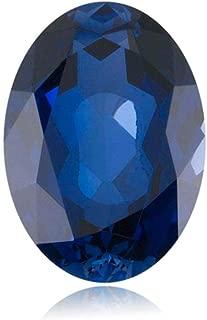 oval sapphire loose