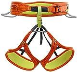 Climbing Technology 7H145D0CTSTD, Imbracatura Unisex – Adulto, Verde Arancio, L...