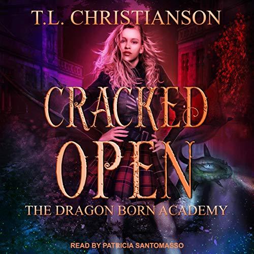 Couverture de Cracked Open
