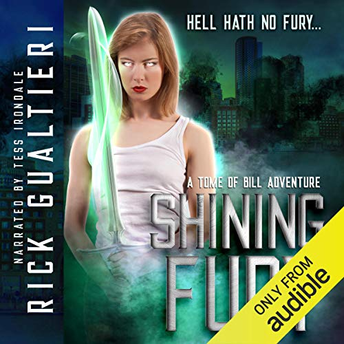 Shining Fury  By  cover art
