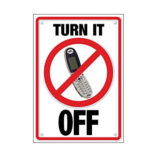 Trend Enterprises T-A67279 Poster Turn It Off Argus