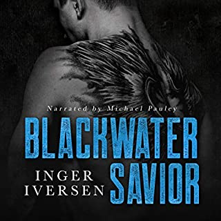 Blackwater Savior: Spooky and Mia audiobook cover art