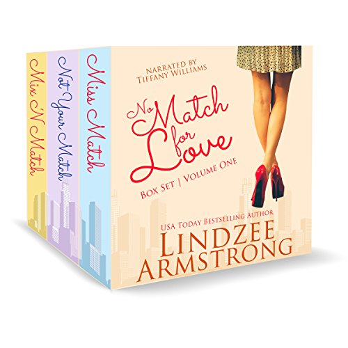 Couverture de No Match for Love Volume One Box Set