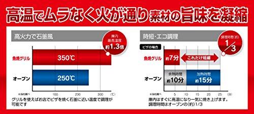『パール金属 ラクッキング 鉄製 蓋 付 角型 グリルパン 【日本製】 HB-1000』の7枚目の画像
