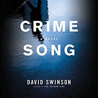Crime Song audiobook cover art