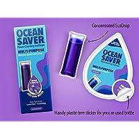 OceanSaver Multi-Purpose Cleaning EcoDrop | Multipurpose Cleaning Spray | Lavender Wave| Eco Friendly
