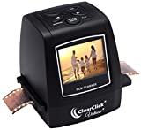 ClearClick 22MP Virtuoso Film & Slide Scanner with PhotoPad Software & 8 GB