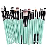 CINDIY 20 pcs Makeup Brush
