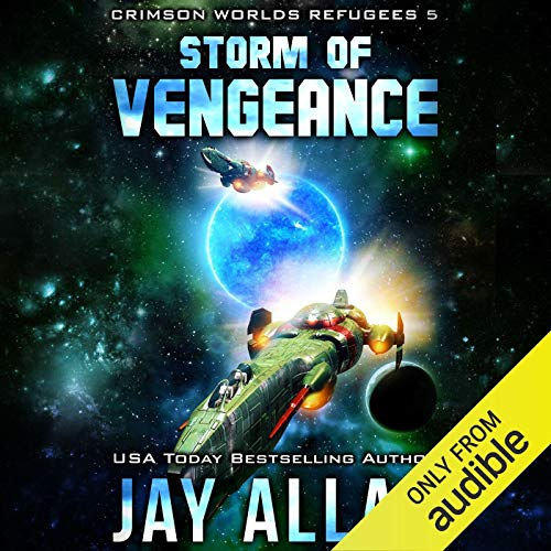 Storm of Vengeance cover art