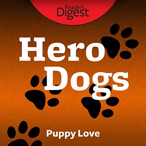 Puppy Love audiobook cover art