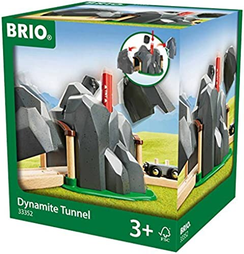 Brio Dynamite Train Tunnel by Brio
