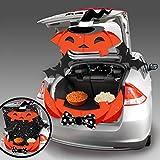 Halloween Pumpkin Trunk or Treat Decor Kit