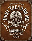 Keen Liberty Or Death Don't Tread On Me 1776...