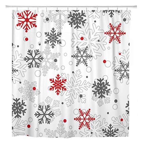 ArtSocket Duschvorhang Home Bad Decor Polyester Stoff Wasserdicht Parent SKU-Set mit Haken 60