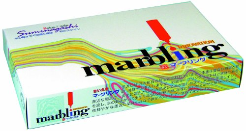 Aitoh Origami Marbling Kit, Transparent