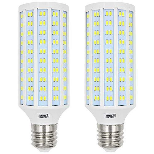 MENGS® 2 Stück E40 40W LED Lampe 280x5730 SMD Kaltweiß 6500K AC 85-265V