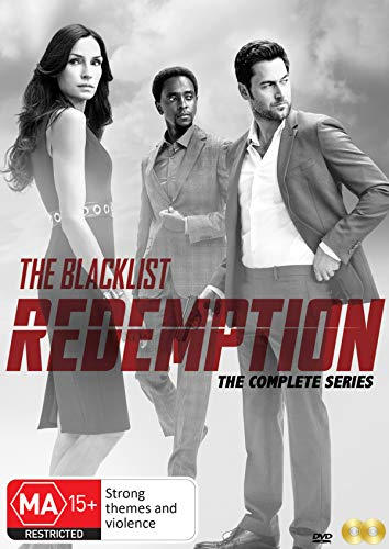 The Blacklist: Redemption: The Complete Series