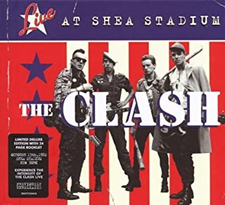 Live At Shea Stadium by Clash, The [Music CD]
