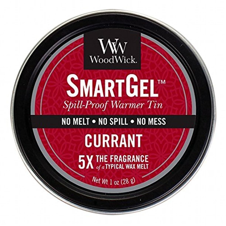 振動する追記難しいウッドウィック( WoodWick ) Wood Wickスマートジェル 「 カラント 」W9630520