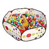 Yxsd Kinder-Spielzaun Baby Sicherheitsgitter Absperrgitter für den Außenbereich Baby Spielplatz Zaun von Kindern