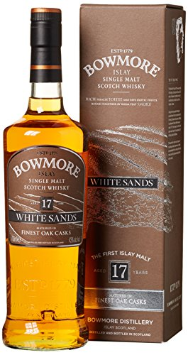 Bowmore White Sands Islay Scotch di Malto Singolo - 700 ml