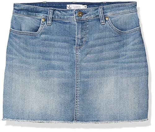 CARVE Designs Women's Maui Skirt, Beach Blue, 8