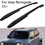 Kingcher Per Jeep Renegade 2015+ Bagagli Bagagli Portapacchi Barre Traversale