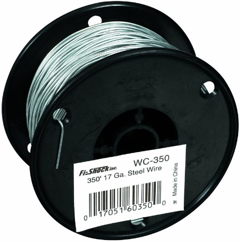 National Hardware N266-973 2568BC Wire in Galvanized,12 Ga x 100