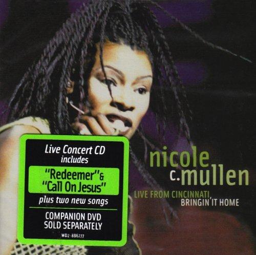Nicole C. Mullen Album Cover