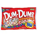 DUM DUMS Lollipops, Variety Flavor Mix, 300 Count Bag (Pack of 1)