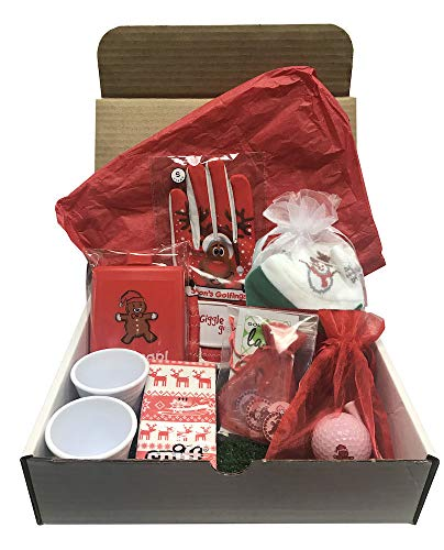 Try: Ladies Giggle Golf Box