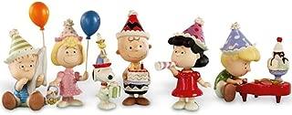 Lenox PEANUTS 6-piece Birthday Party Figurine Set