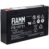 Fiamm Bleiakku FG10721, 6V, Lead-Acid
