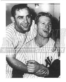 Yogi Berra Whitey Ford New York Yankees locker room 8x10 11x14 16x20 photo 665 - Size 8x10