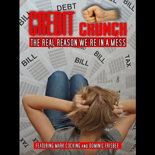 Credit Crunch audiobook cover art